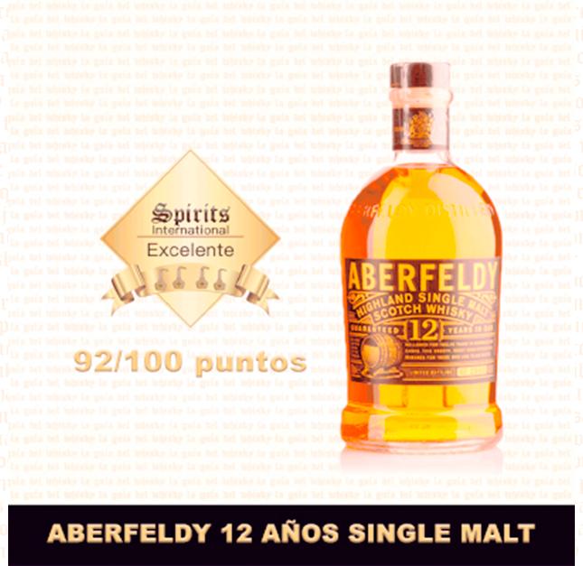 Aberfeldy 12 años fondo