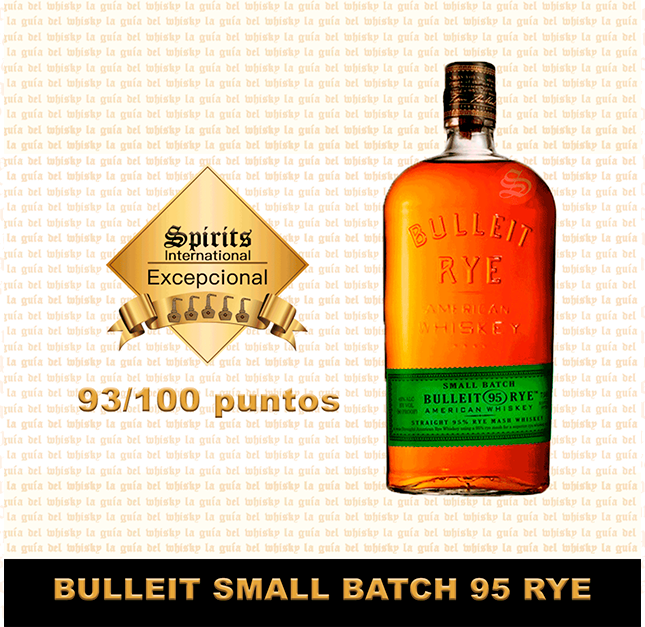 Whisky Bulleit fondo