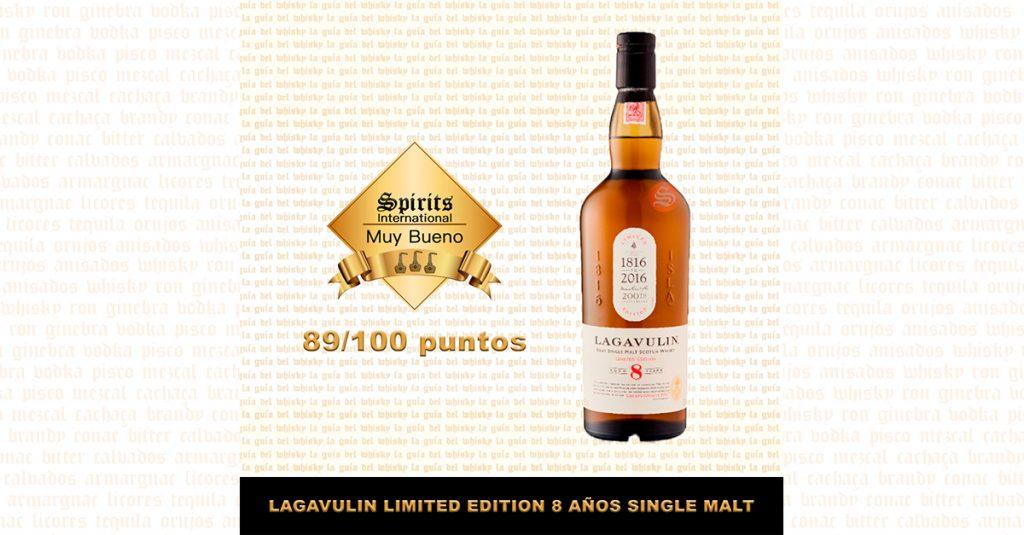 Fondo Lagavulin 8 años