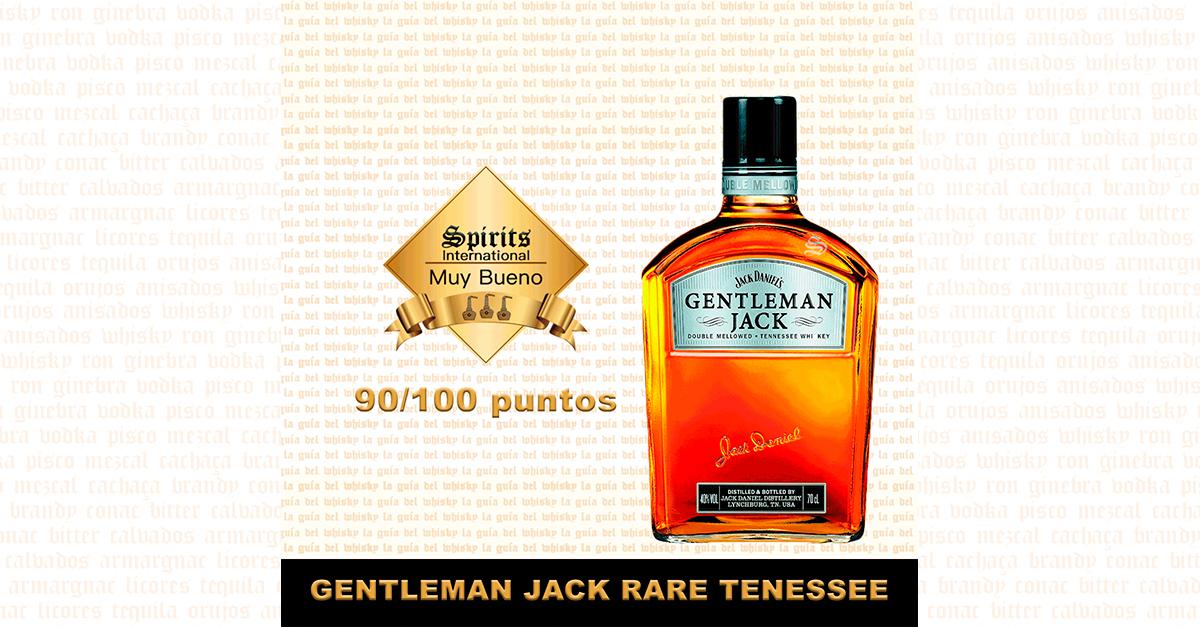 Whisky Gentleman Jack fondo
