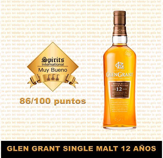 Whisky Glen Grant 12 YO