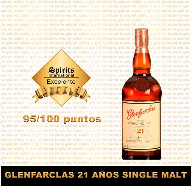 Glenfarclas fondo spirits