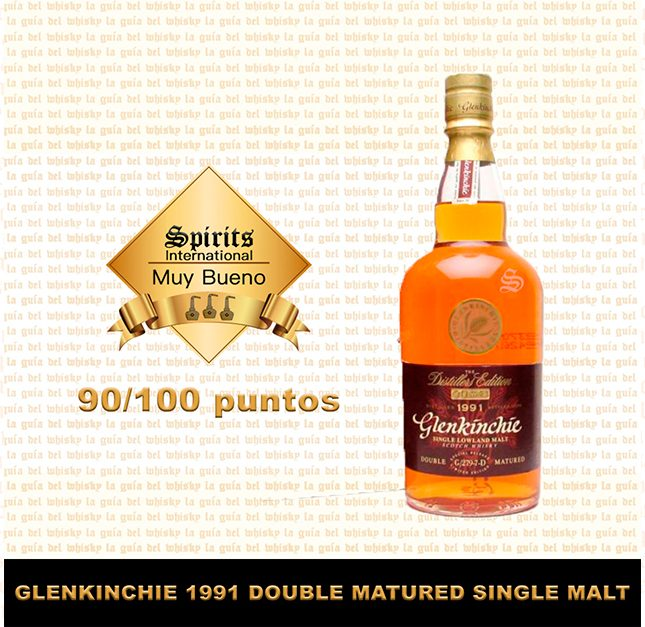 Glenkinchie 1991 fondo