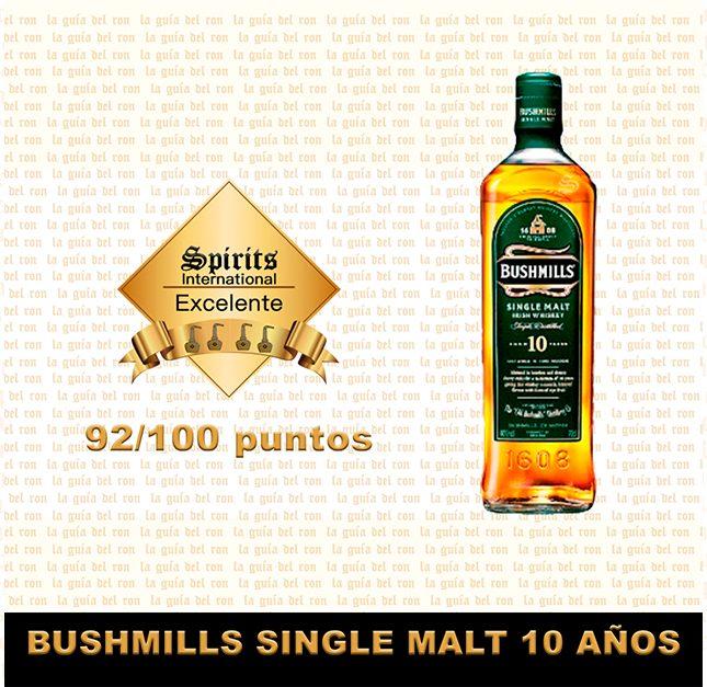 fondo blog spirits whisky bushmills 10YO