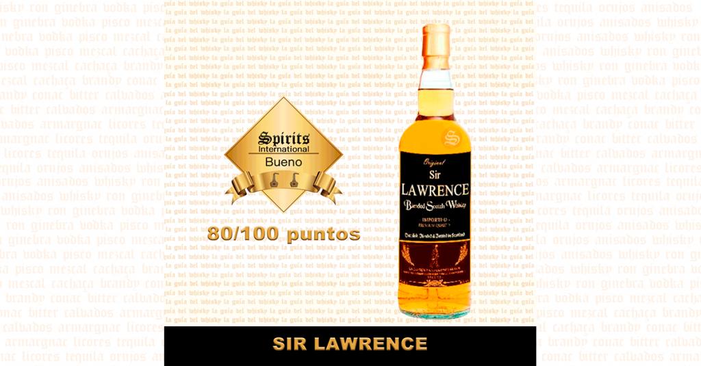 fondo whisky sir lawrence