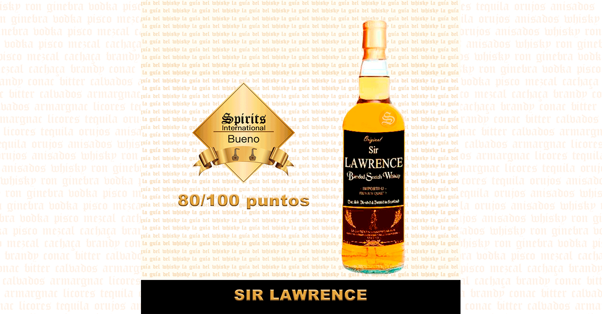 fondo whisky sir lawrence