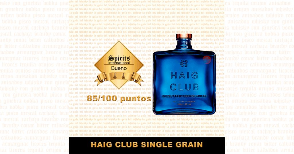 fondo whisky haig club