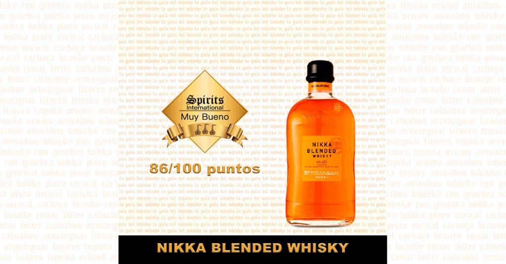 Fondo whisky Nikka Blend