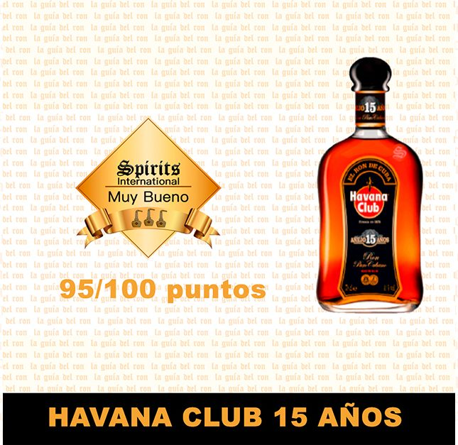 fondo ron havana club 15